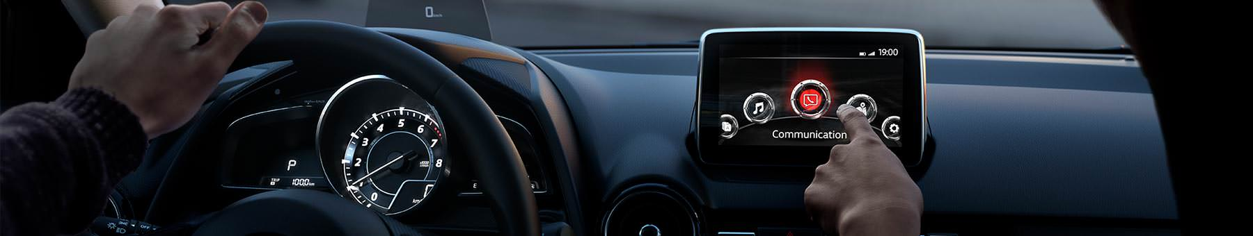 Connectivity | Mazda Ireland